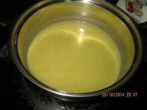 receta crema de apio