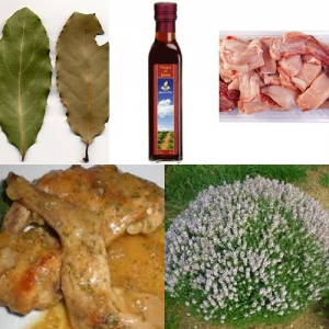 receta CONEJO MARINADO