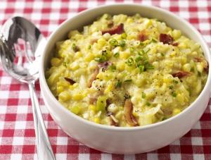 receta Creamed Corn