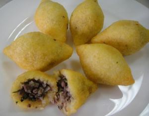 receta Kibbi ( IRAK )