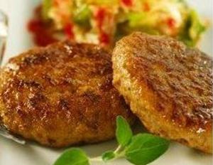 receta Hamburguesas de Trigo Burgol