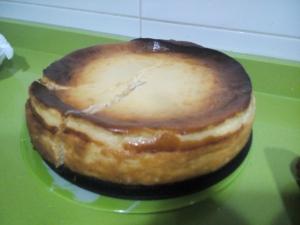 receta NewYork Cheesecake