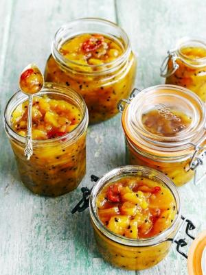 receta Chutney de mango de Jamie Oliver