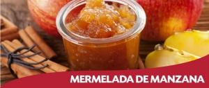 receta Mermelada de manzana
